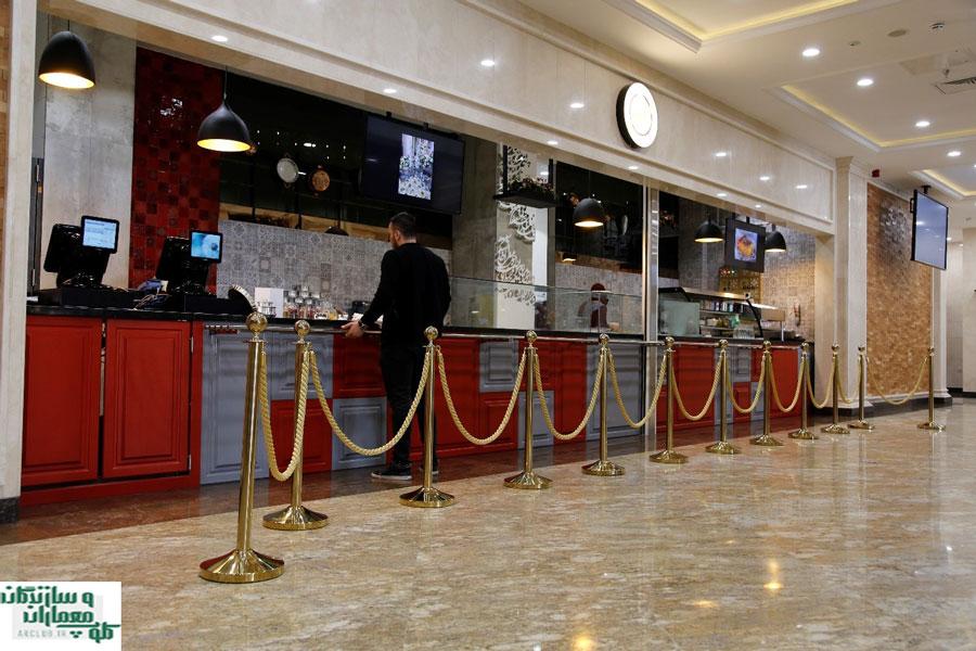 رستوران شاندیز گالریا