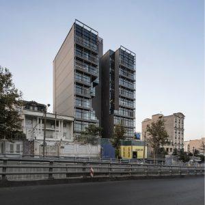 ساختمان تجاری اداری میکا 911